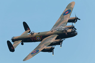 PA474 Avro Lancaster