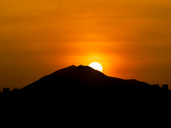 View from the rooftop (Keith Mulcahy) Tags: blackcygnusphotography china hongkong keithmulcahy sun sunrise yuenlong