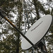 HughesNet Satellite Internet Dish