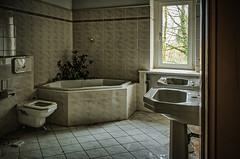abandoned bathroom (Peter's HDR-Studio) Tags: petershdrstudio hdr lostplace abandoned abandonedplace abandonedhotel abandonedbathroom window verlassen verlasseneplätze verlasseneshotel verlassenesbadezimmer bad fenster