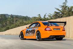 Mercedes-Benz CLK DTM AMG (Axion23) Tags: orange mercedesbenz clk dtm amg race car monterey week 2017