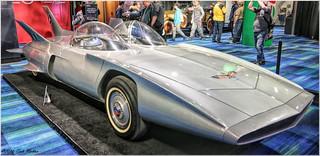 1958 Pontiac Firebird III Concept