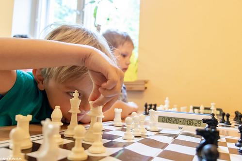 VIII Szachowe Mistrzostwa Społecznego Przedszkola Akademia Przedszkolaka-21
