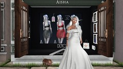 Redeux (↠ Anabella Malaspina ↞) Tags: secondlife sl redeux shopping event fashion youtube free gift