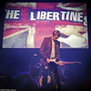 The Libertines (peterphotographic) Tags: photo05062018092238edwm apple iphone 6s instagram square ©peterhall libertines petedoherty music musician guitarist guitar flag stage livemusic live gig concert rock rocknroll camden northlondon london england uk britain hopingforpalestine roundhouse