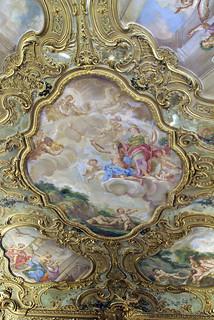 Genova, Piazza De Ferrari 4, Palazzo Doria De Fornari, Fresko (fresco) (1)