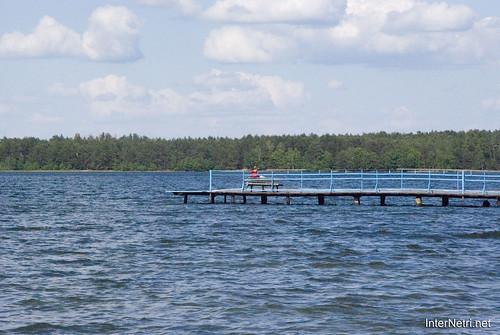 Шацький Національний Природний Парк Озеро Пісочне  МІстки InterNetri  Ukraine 120