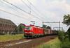 Brabantroute (Maurits van den Toorn) Tags: trein train freight goederen vectron siemens db ns brabant railway loc lok loco rood red rosso rouge