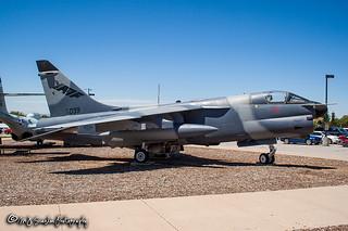 70-1039 USAF   Ling-Temco-Vought YA-7F Corsair II   Hill Aerospace Museum