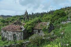 Santa Baia de Chacín (xulio.barreiro) Tags: chacín mazaricos costadamorte