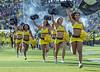 The Run Out (acase1968) Tags: ducks cheerleaders runout oregon university eugene autzen stadium football cheer female girls women college coeds nikon d500 nikkor 70200mm f28g