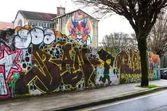SCQ - 20180107 - 5 (r2hox) Tags: faridrueda santiagodecompostela urbanart grafitti arteurbano