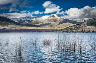 Navacerrada reservoir