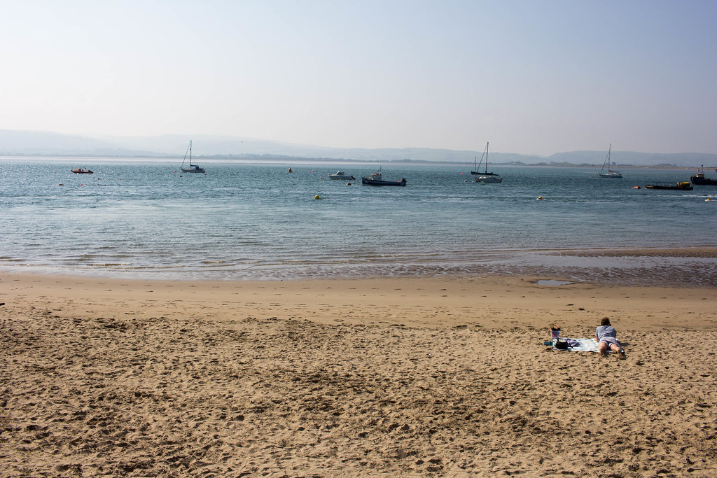 Beach at Aberdyfi