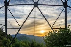 Sous le pylone (Nu Mero) Tags: coucherdesoleil hdr valléedevillé paysage leverdesoleil sunrise sunset bassemberg grandest france fr