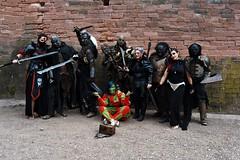 Orks - 19 (fotomänni) Tags: ork orks fantasy kostüme kostümiert costumes costumed masken masks manfredweis