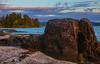 Coastal Waters (stevenbulman44) Tags: landscape rock cloud color canon lseries 2470f28l filter water blue pacific ocean sannich peninsula britishcolumbia spring
