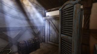New Oblivion house