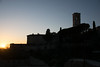Assisi - Panorama al tramonto (edoardo.cloriti) Tags: assisi umbria sunset sunshine nikon nikond3300 panorama green italy dslr nature borghi light vacation sun silhouette landscape