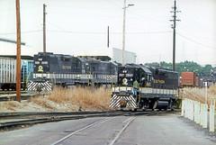 Southern GP38-2 5090 (Chuck Zeiler) Tags: southern sr sou suothernrailway gp382 5090 gp38ac 2847 railroad emd locomotive atlanta train chuckzeiler chz