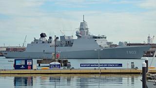 HNLMS Tromp F803