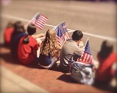 Parade Day (e r j k . a m e r j k a) Tags: pennsylvania sewickley event parade memorialday familytree kids sidewalk roadside teens pa65 i79pa erjk wildlife