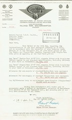 Guy Motors, Wolverhampton - letter to Central SMT, Motherwell, 1948 (mikeyashworth) Tags: letter guymotors wolverhampton centralsmt motherwell 1948 guyarabbuschassisprices buschassispecifications mikeashworthcollection scotland