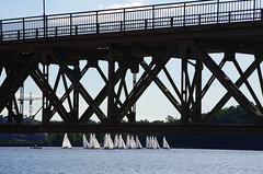 70 Stockholm Juin 2018 - Gamla Lindingöbron (paspog) Tags: stockholm suède sweden schweden juin juni june 2018 gamlalindingöbron gamla lindingöbron voiliers sailboats