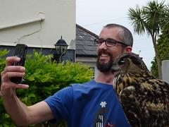 DSC07709 (guyfogwill) Tags: 2018 adamfogwill birds brandonsbirthday devon eurasianeagleowl gbr guyfogwill may owls paignton unitedkingdom paigntontorquay