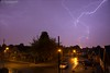 Thunderbolt and lightning (Ian Garfield - thanks for almost 2 million views!) Tags: ian garfield photography wolverhampton wednesfield weather storm thunder cloud lightning thunderstorm thunderbolt bolt electric electrical
