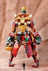 "GntlM - ""Revel Vapor"" (Chokolat Shadow AKA PixelMeCrazy) Tags: lego moc mech mecha steam punk steampunk"
