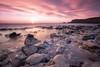 Alien Shore (johnkaysleftleg) Tags: seahamharbour seaham seascape sunrise 10stopfilter longexposure surreal rocks sea canon760d sigma1020mmf456exdchsm nd3 ndhardgrad06
