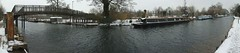 2018 03 02 009-1 KA snow panos (Mark Baker.) Tags: 2018 avon baker berkshire eu europe kennet kennetandavon march mark newbury bridge britain british canal day england english european gb great kingdom monkey new outdoor panorama panoramic photo photograph picsmark rural snow spring uk union united view