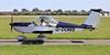 Evektor EV-97 EuroStar G-DOMS Lee on Solent Airfield 2018 (SupaSmokey) Tags: evektor ev97 eurostar gdoms lee solent airfield 2018
