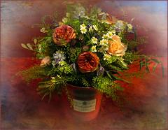 Blumenstrauß (Tatjana_2010) Tags: blumenstraus blumen farben