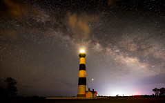 Post thunderstorms (hepic.se) Tags: bodie lighthouse north carolina outer banks usa america east coast atlantic ocean night nightsky nightphotography nightclouds light longexposure pollution silhouette milkyway stars starry sky dark formation galaxy astronomical object astronomy core stellar supermassive black hole constellation