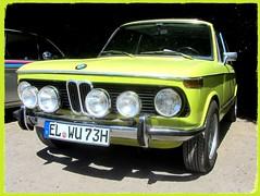 BMW 2002 (v8dub) Tags: bmw 2002 allemagne deutschland germany german niedersachsen pkw voiture car wagen worldcars auto automobile automotive youngtimer old oldtimer oldcar klassik classic collector osterholz scharmbeck
