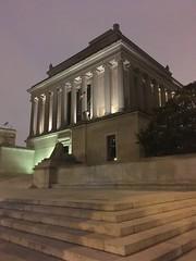 Scottish Rite Temple at dusk, 16th Street NW, Washington, D.C. (Paul McClure DC) Tags: washingtondc districtofcolumbia june2018 dupontcircle historic architecture