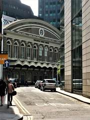 Passing the site of a notorious murder, we come to Fenchurch Street, where James Windibank worked for Westhouse & Marbank (Paul Gillings)