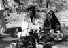 img298 (Höyry Tulivuori) Tags: india 1970 street life people cars monochrome men women child 70s vintage seventies temple city country индия улица чернобелое автомобиль дома народ быт
