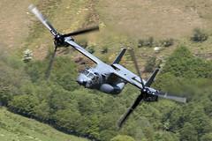 IMG_5326 copy© (Jon Hylands) Tags: lfa7 boeingcv22bosprey boeing cv22b osprey lowlevel low military usafe tilt rotor
