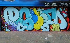 Schuttersveld (oerendhard1) Tags: graffiti streetart urban art rotterdam oerendhard crooswijk schuttersveld pose