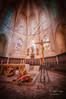 (284/18) Altar Mayor de la Catedral (Pablo Arias) Tags: pabloarias photoshop photomatix capturenxd españa arquitectura catedral cristo altar ciudadela menorca