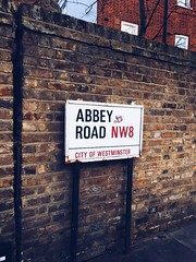(maycambiasso98) Tags: westminster beatles thebeatles photo famous street walk london londres england inglaterra road abbeyroad abbey