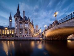 Ghent (v-_-v) Tags: gent vlaanderen belgien be longexposure cityscape landscape travel europe explored