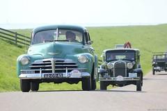 Chevrolet Series 1500 FJ Stylemaster 1948 (AR-09-45) & Ford Model A 1931 (DR-53-20) (MilanWH) Tags: chevrolet series 1500 fj stylemaster 1948 ar0945 ford modela 1931 dr5320 aford