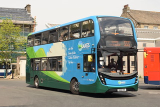 SCNL 10559 @ Lancaster bus station