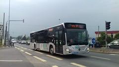 Transdev CSO réseau 2 rives de Seine Mercedes Citaro C2 DW-278-PH (78) n°71952 (couvrat.sylvain) Tags: transdev cso 2 rives de seine mercedesbenz mercedes citaro c2 o 530 o530 bus autobus carrière sous poissy courriers oise