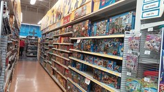 """LEGO Aisle (Retail Retell) Tags: toys""""r""""us memphis tn commons wolfcreek wolfchase galleria concept 2000 exterior geoffrey giraffe retail liquidation closing bankruptcy going out business former toy store toys r us shelby county babies babies""""r""""us"""