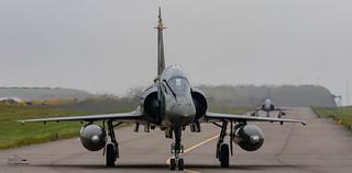 French Air Force Dassault Mirage 2000